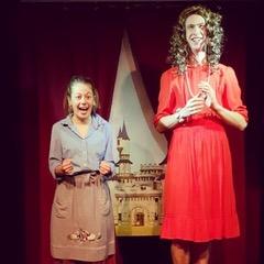 Kindertheater Pietepaf – Assepoester (2+) | tweede voorstelling