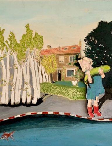 Quarantaine Sprookjes | expositie Ianthe Elbers