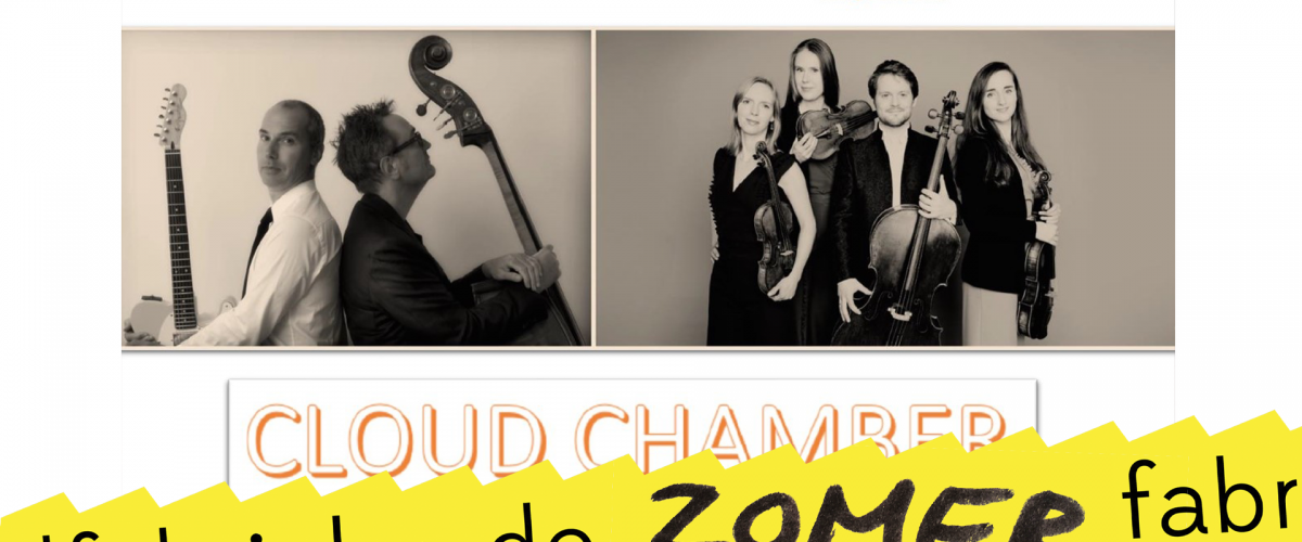 Duo Up Close & Dudok Quartet – Cloud Chamber | tweede concert