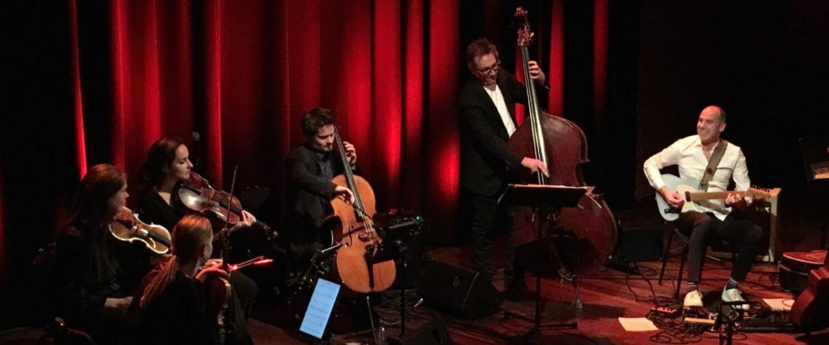 Duo Up Close & Dudok Quartet – Cloud Chamber | eerste set