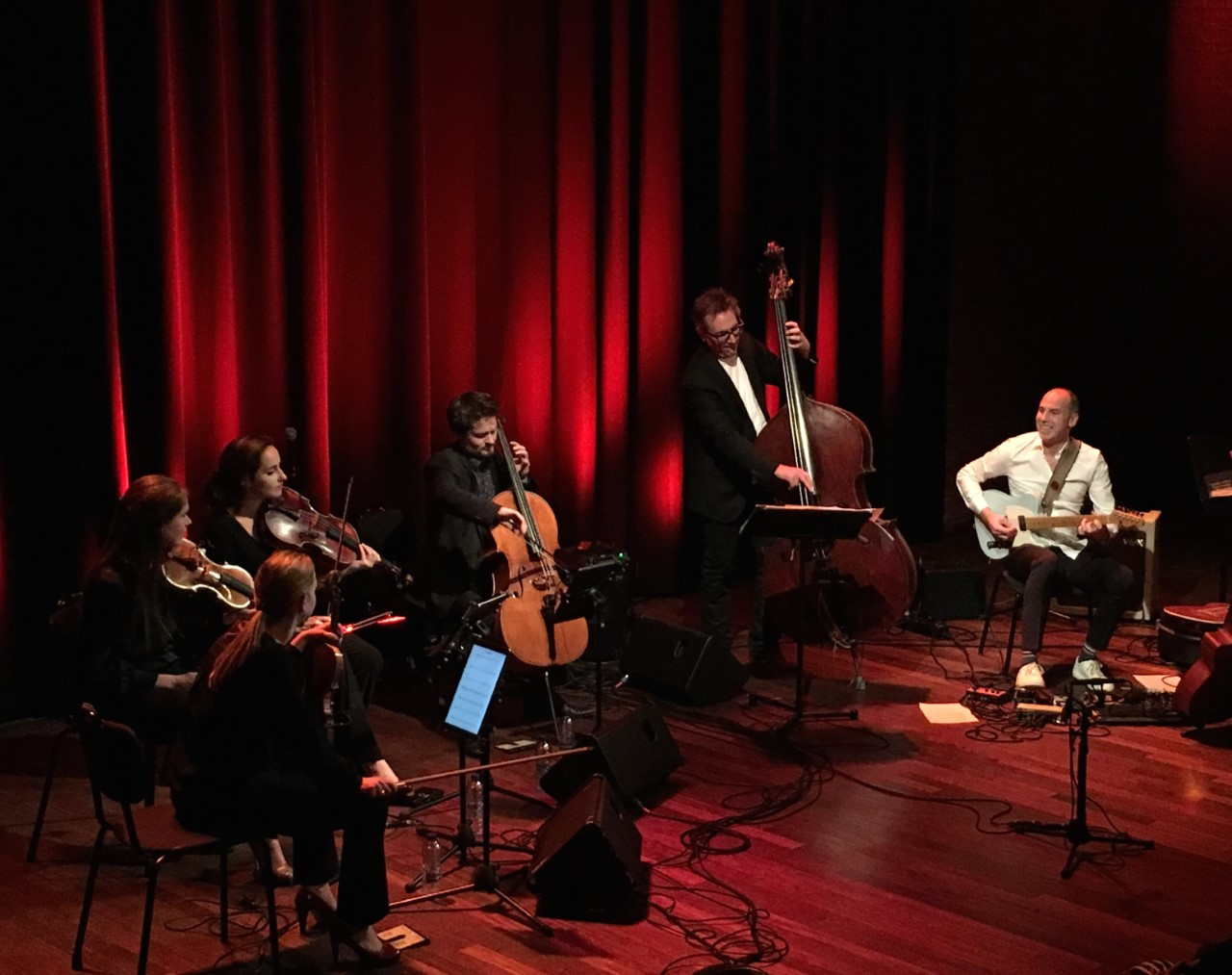 Duo Up Close & Dudok Quartet - Cloud Chamber | eerste set
