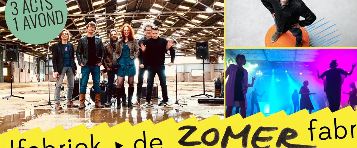 Sweet Hannah > silent Disco: DJ Mike Lambooij > Stijn Meuris