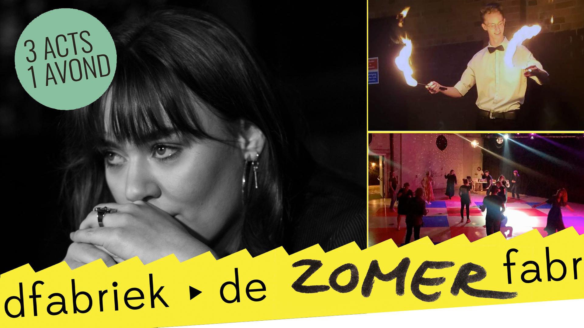 Geannuleerd Loes Visser > silent Disco: DJ Mike Lambooij > festa di una Volta