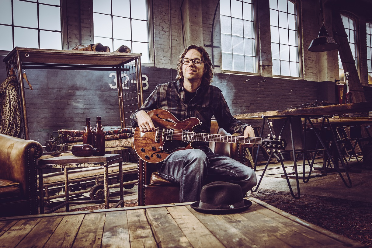 Culemborg blues presenteert: John F Klaver plays Clapton | eerste set