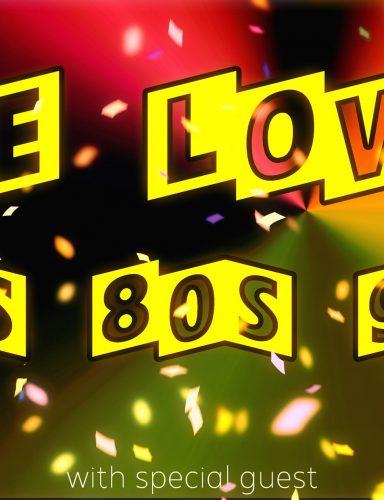 afgelast: We Love 70s 80s 90s