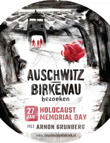 AFGELAST: Holocaust Memorial Day met Arnon Grunberg – avond