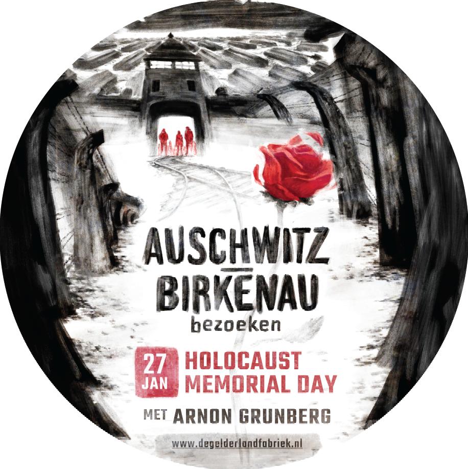 AFGELAST: Holocaust Memorial Day met Arnon Grunberg - avond