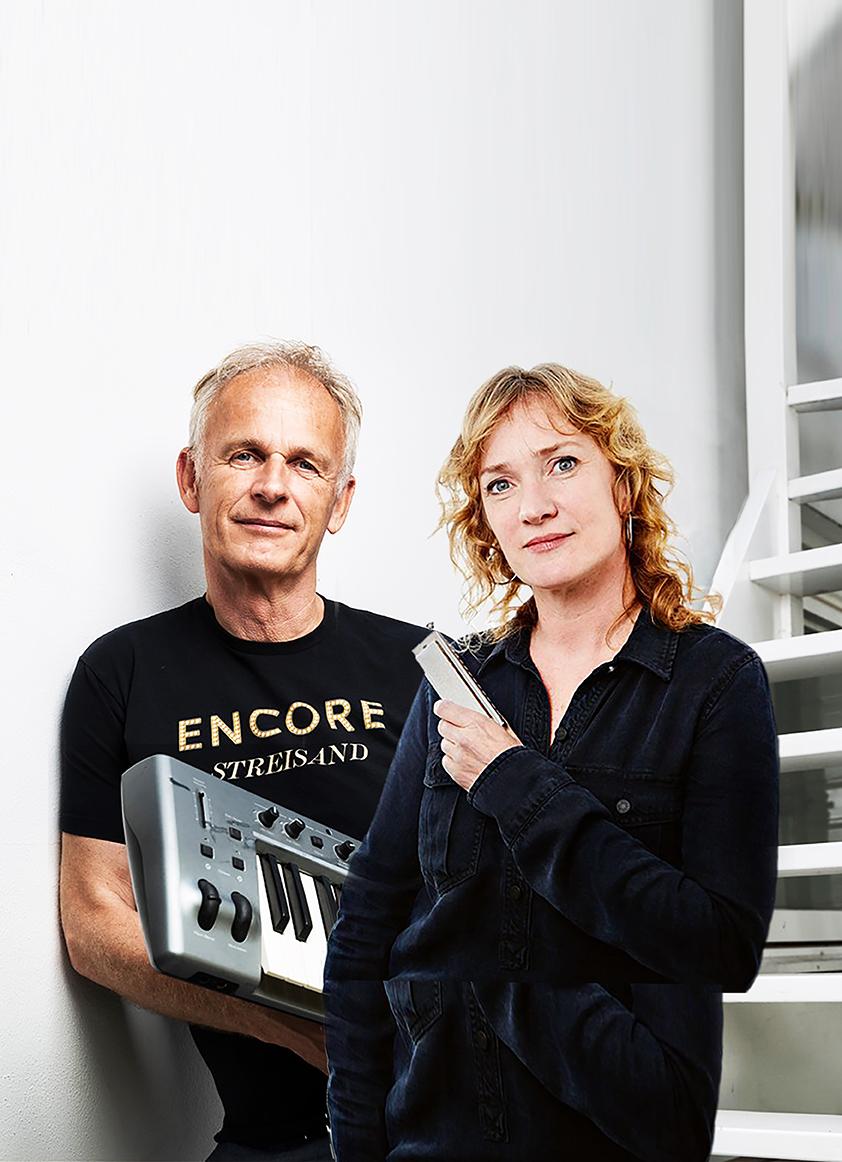 Cor Bakker en Hermine Deurloo