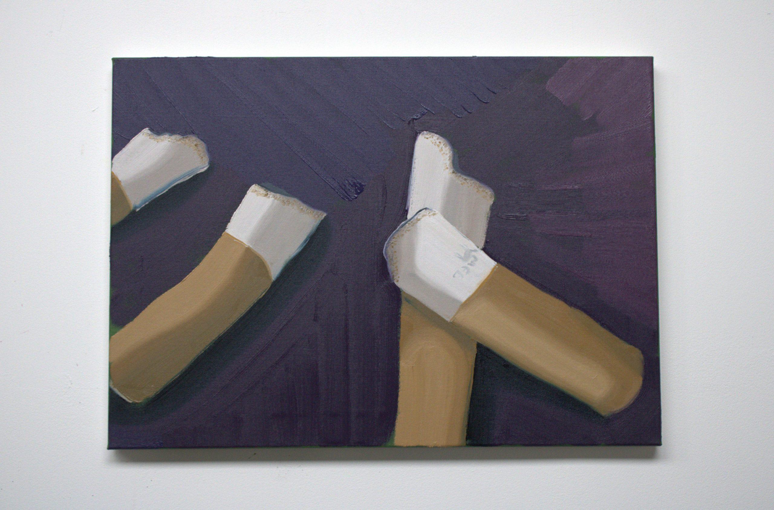 Mistakes Made | Noah van Wijk