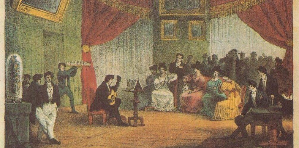 Salon Zauberflöte | Femke Huizinga, Izhar Elias, Marius Gosschalk en Marta Jiménez