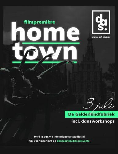 HOMETOWN the movie | Dance Art Studios Culemborg