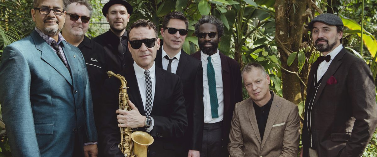 On Stage: New Cool Collective (try-out nieuwe clubtour)