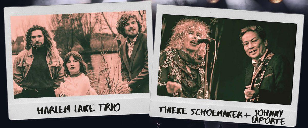 Tineke Schoemaker & Johnny Laporte ontmoeten Harlem Lake Trio