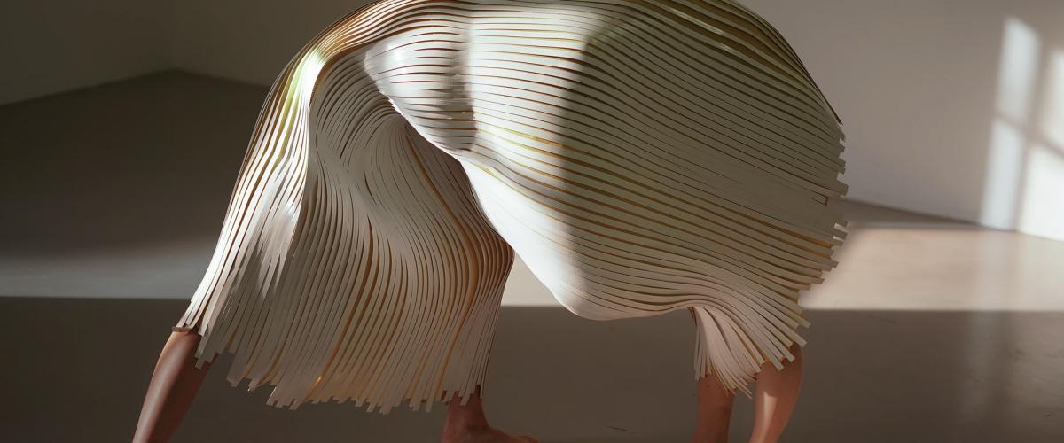 Expositie: Deform – Iris Woutera